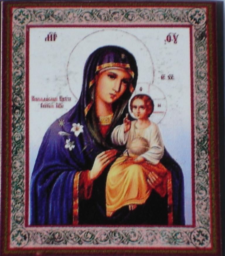 Иконка Божией Матери -1