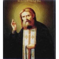 Иконка Серафима Саровского -1