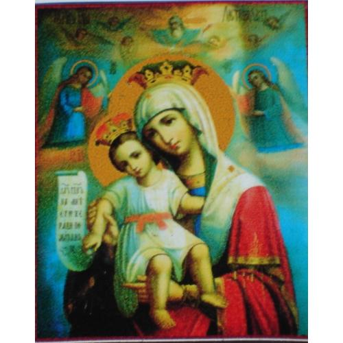 Иконка Божией Матери -3