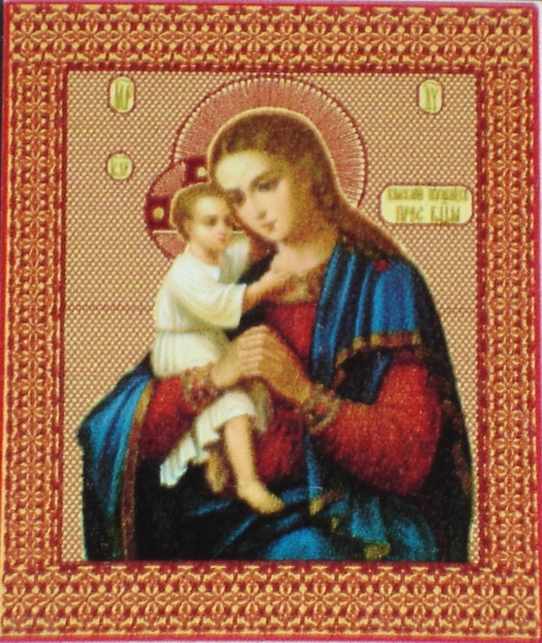 Иконка Божией Матери -6
