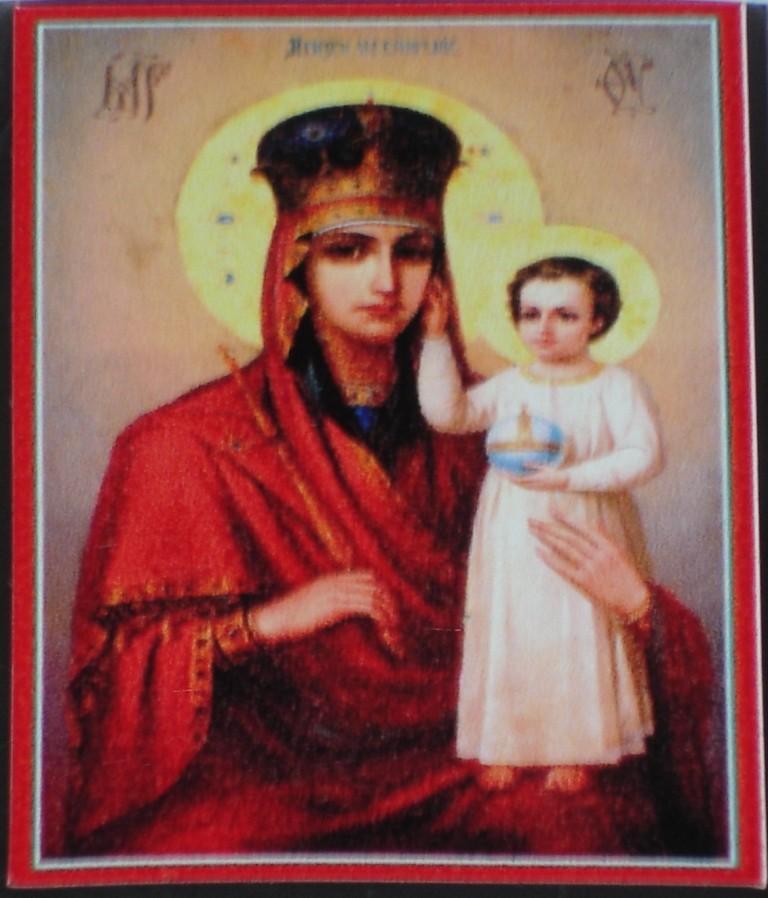 Иконка Божией Матери -8