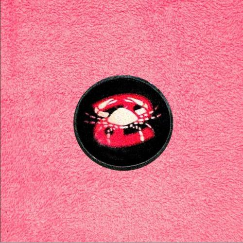 Пластинка для сотового телефона Рак