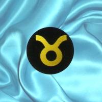 Пластинка для сотового телефона знак зодиака Телец
