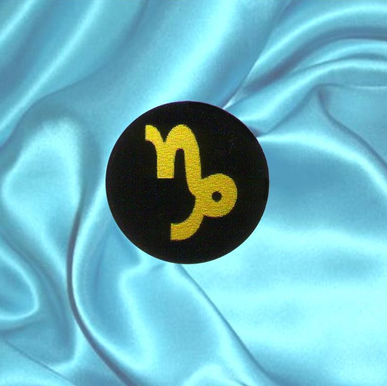 Пластинка для сотового телефона знак зодиака Козерог