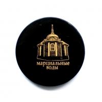 """Магнит """"Марциальные воды - церковь"""""""