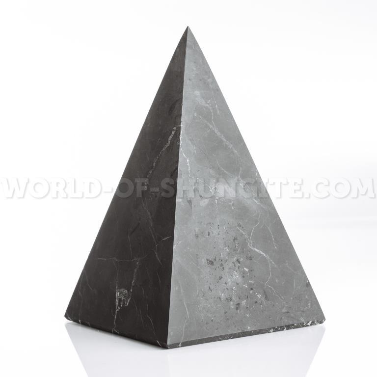 Пирамида Голода неполированная 3см