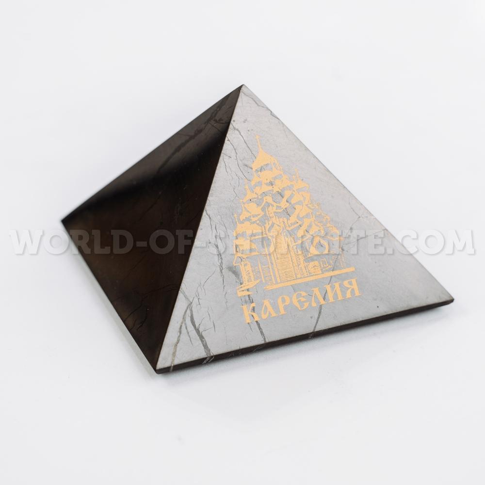 "Пирамида  ""Карелия"" 7 см"