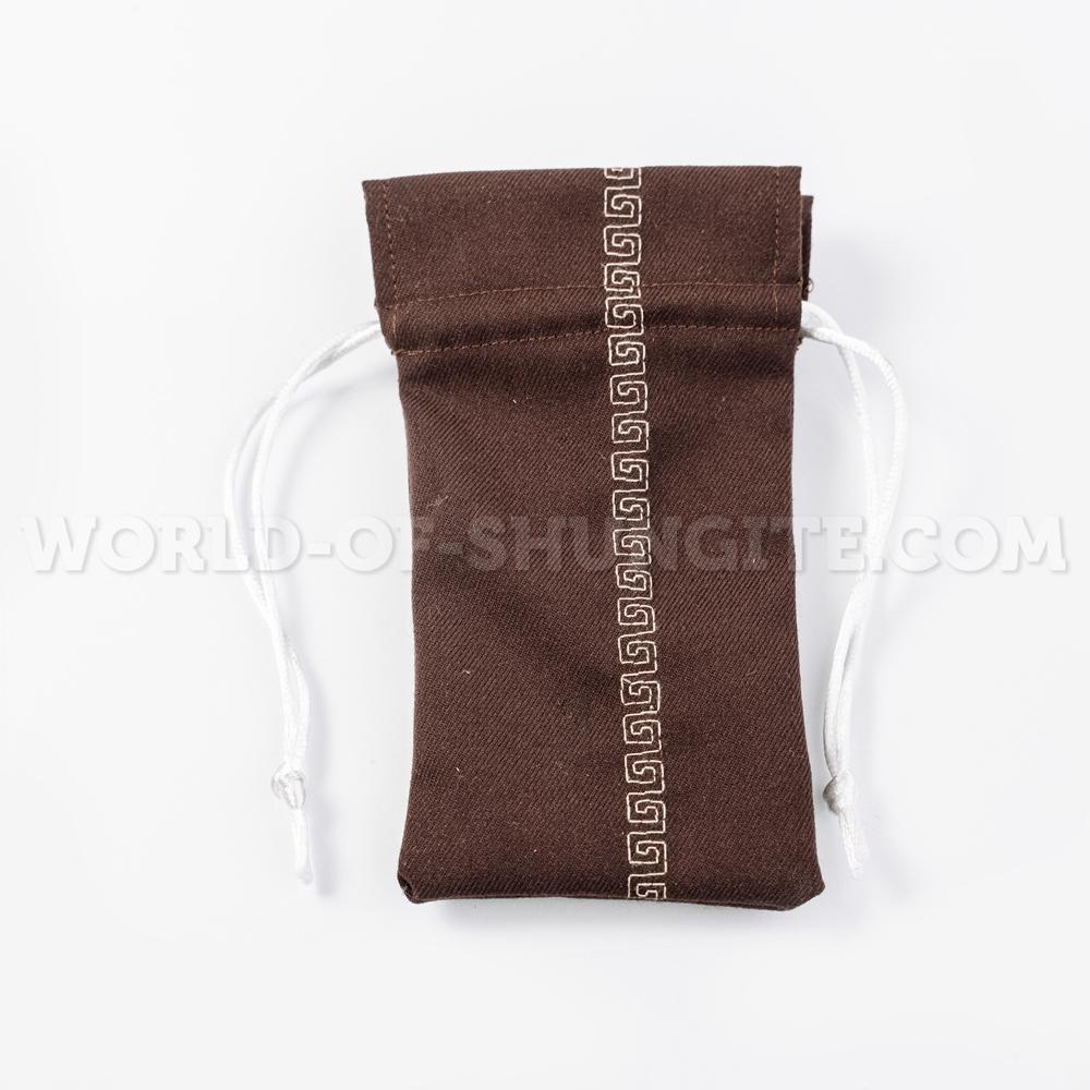 Набор камней для виски галтованный из стеатита (талькохлорита) 12 шт. в мешочке