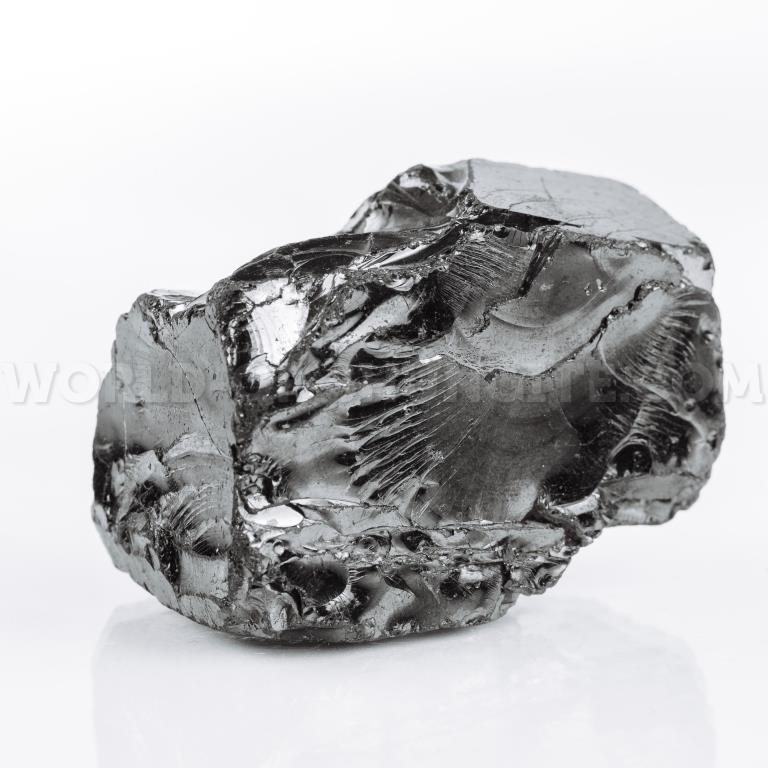 Кусок элитного шунгита 140 - 159 грамм