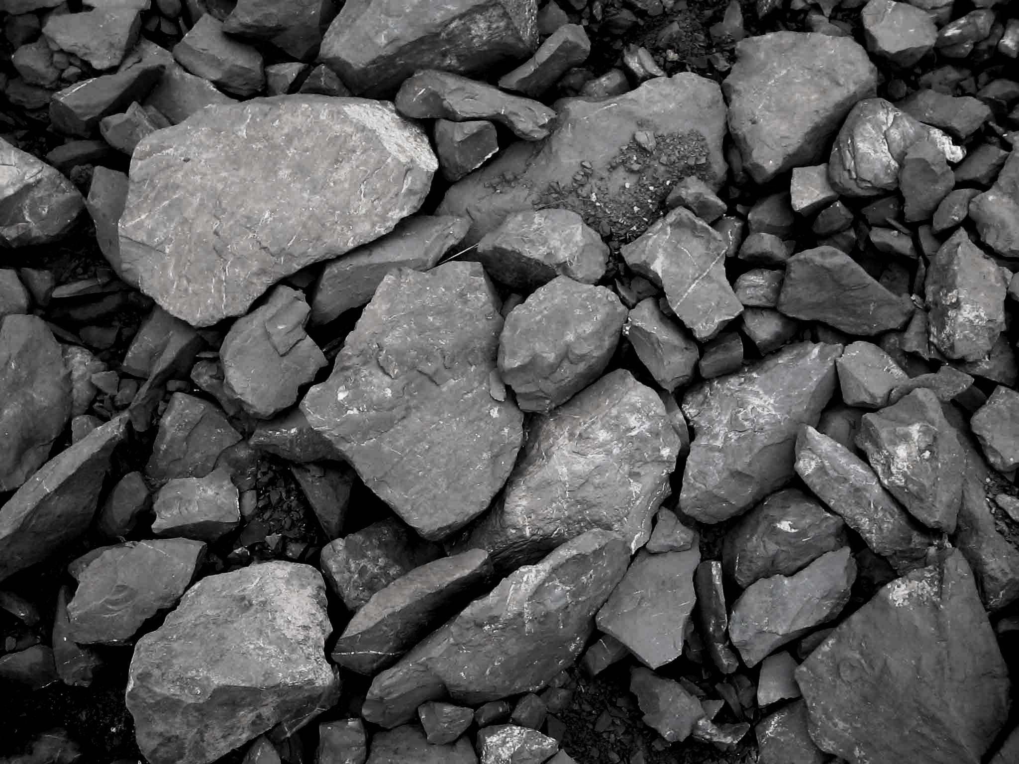 Необработанный камень для ландшафта