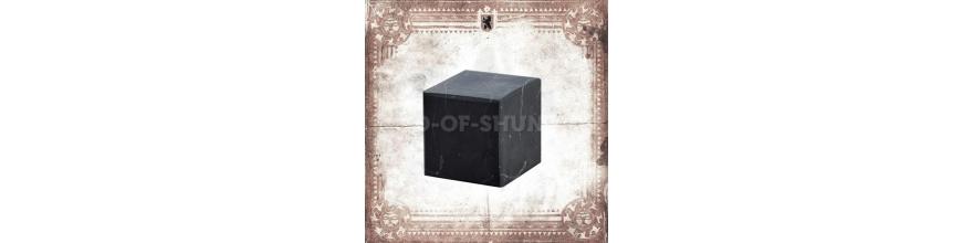 Кубы неполированные