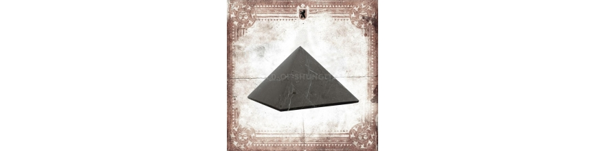 Пирамиды не полированные