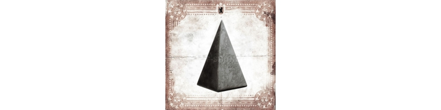 Пирамиды Голода из шунгита