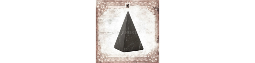 Пирамиды Голода неполированные